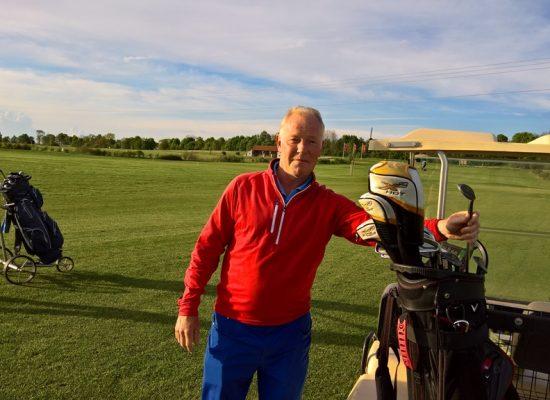 Golf Professional Gordon Johnston