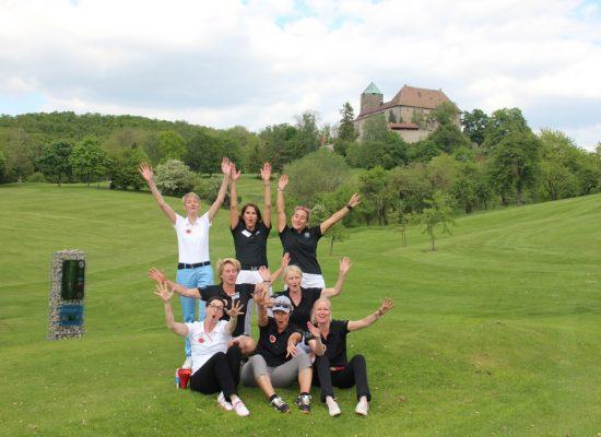 Frauenpower im GC-Ansbach