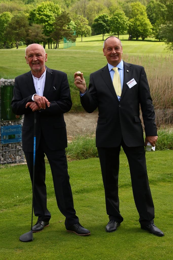 Präsidium Golfclub Ansbach